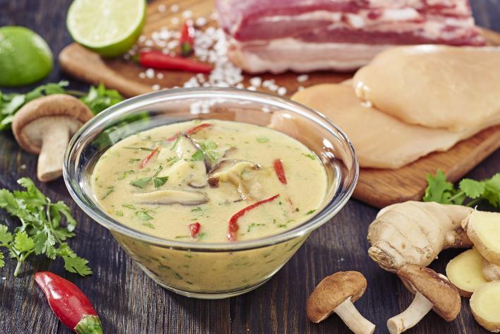 Thai csípős-savanyú pác