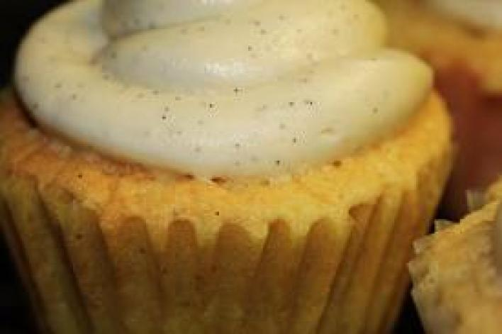Anyukám vaníliás muffinja