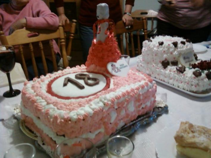 Szülinapi gesztenyés torta (18.)