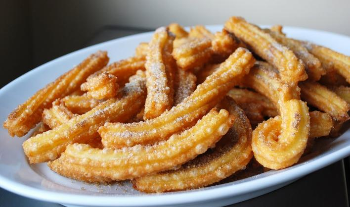 Churros (spanyol édesség)