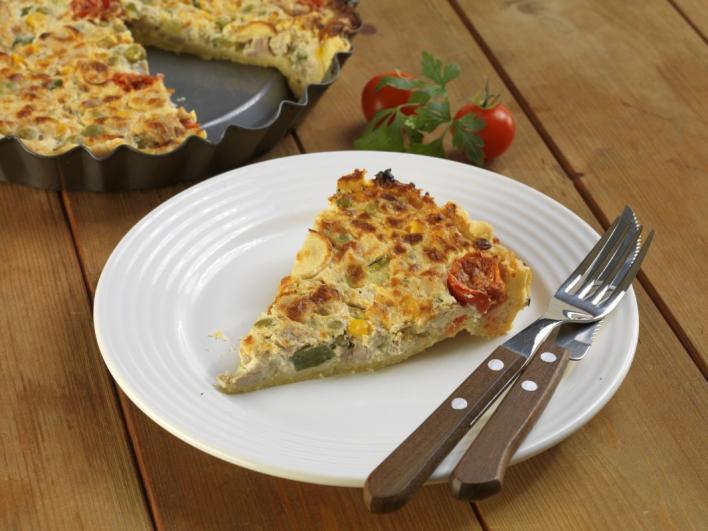 Csirkés pite (pie)