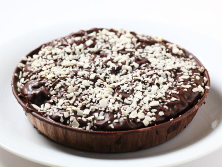 Csokis-diós finom sütemény