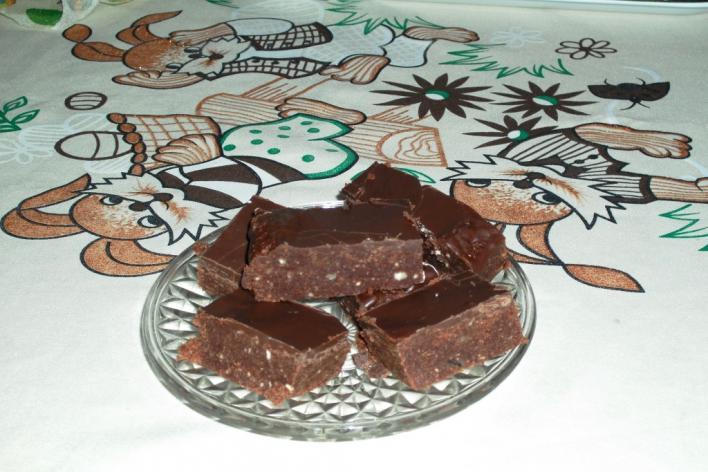 Hamis csokoládékenyér