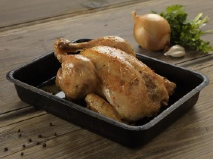 Egyszerűen finom sült csirke