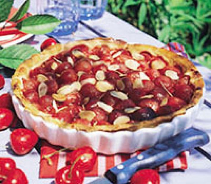 Cseresznyés torta