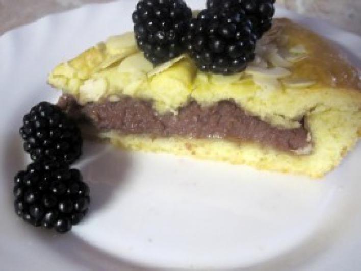 Szedres tarte