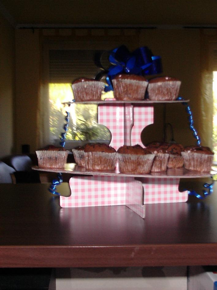 Istenien finom, könnyű csokis muffin!