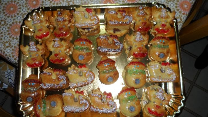 Karácsonyi cake