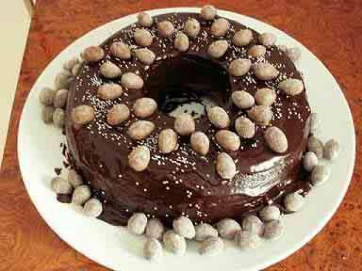 Csokoládékoszorú