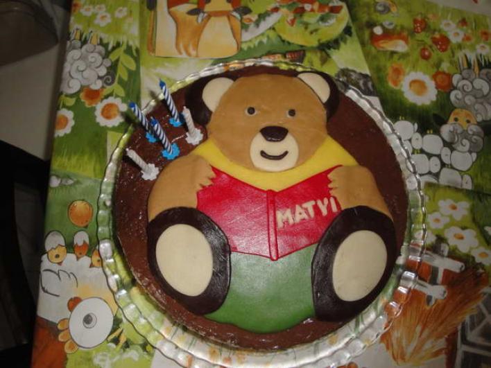 Boribon tortája