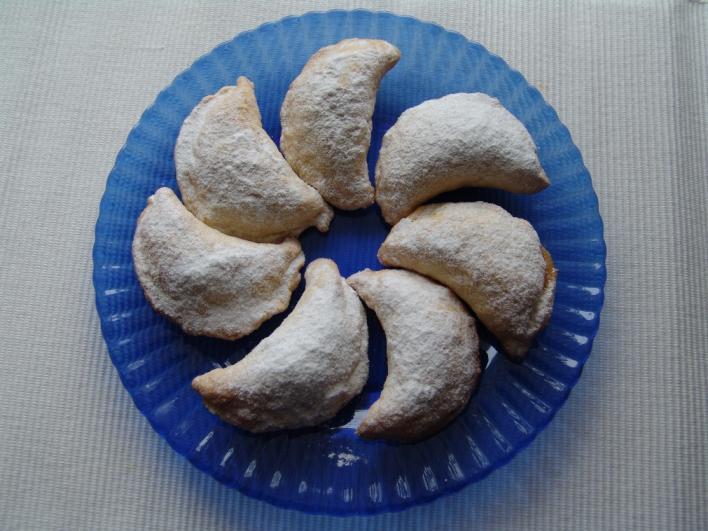 Hókifli (vaníliás kifli)