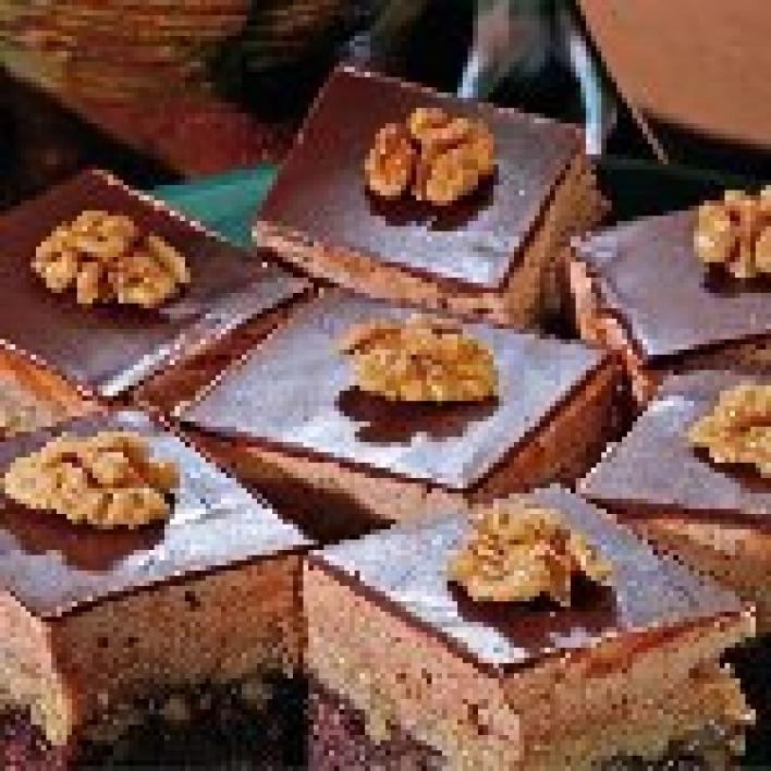 Pityókos, diós sütemény