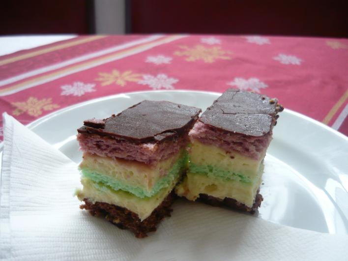 Finom sütemény