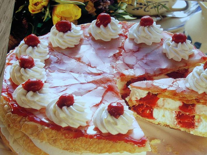 Holland torta