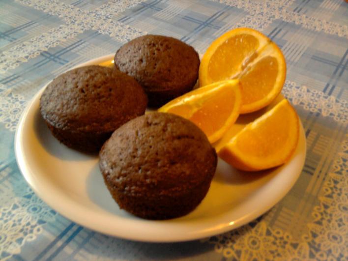Az igazi narancsos-csokis muffin