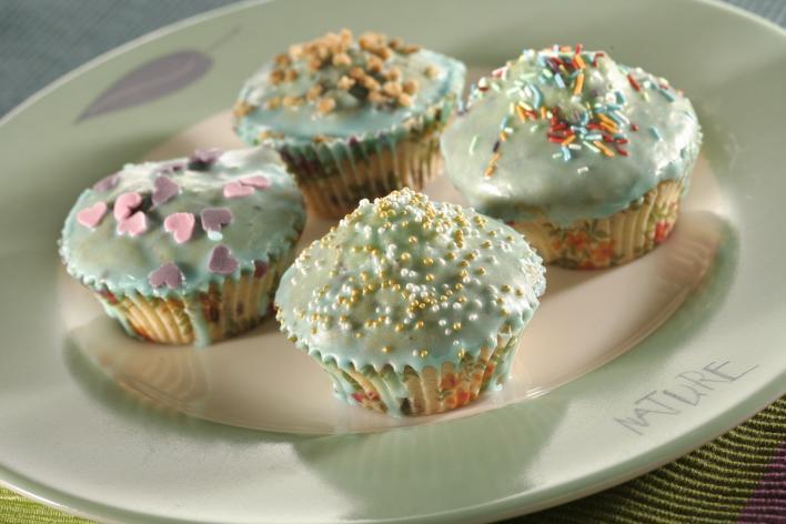Bridget Jones muffin/kuglóf