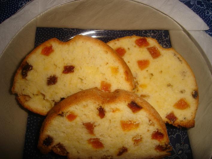 Sárgabarack kenyér