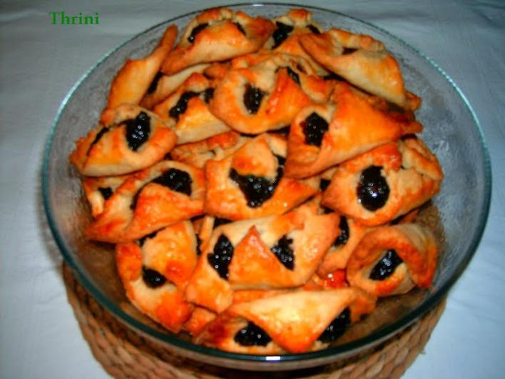Pozsonyi lekváros sütemény