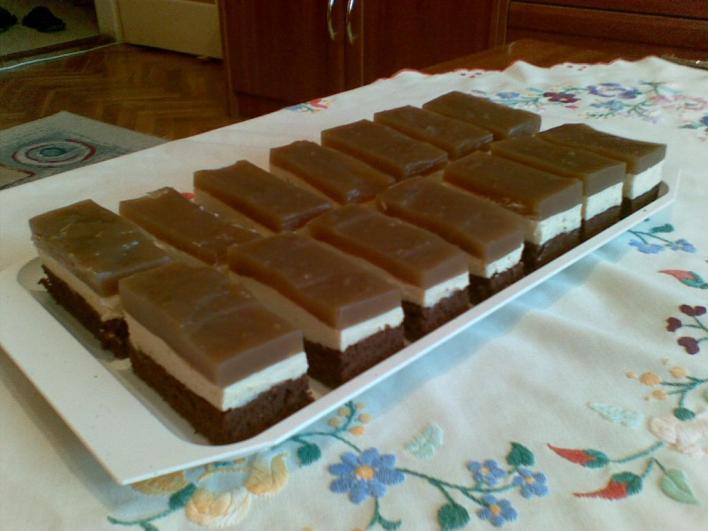 Kólás süti