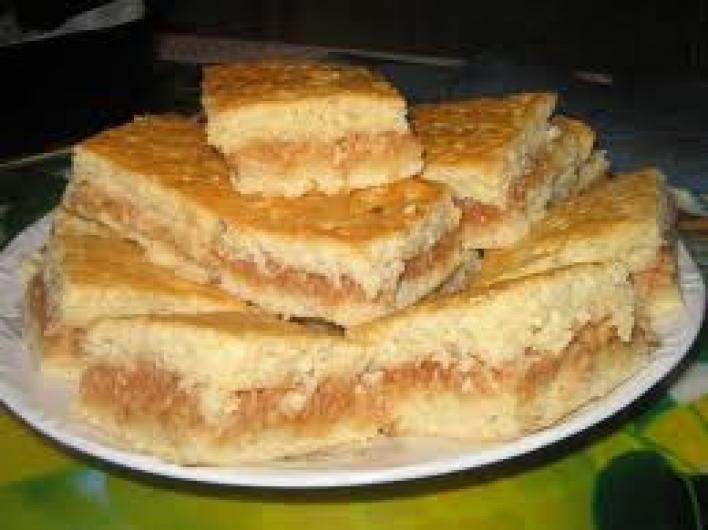Almás pite (tojás nélkül)