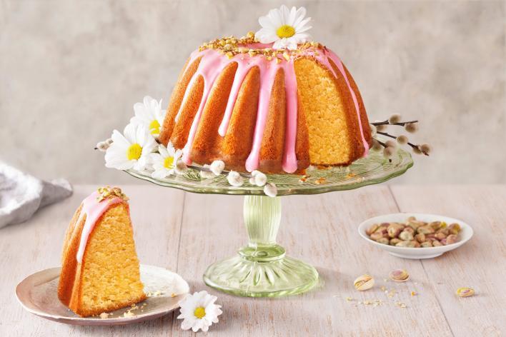Narancsos-citromos kuglóf