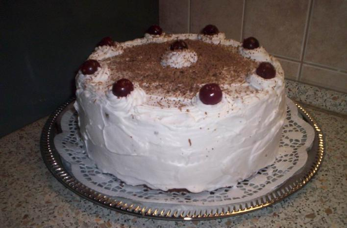 Feketeerdő torta