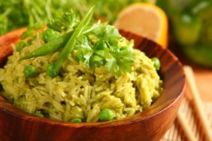 Zöld rizs