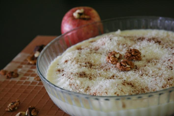 Almás-diós nyalánkság