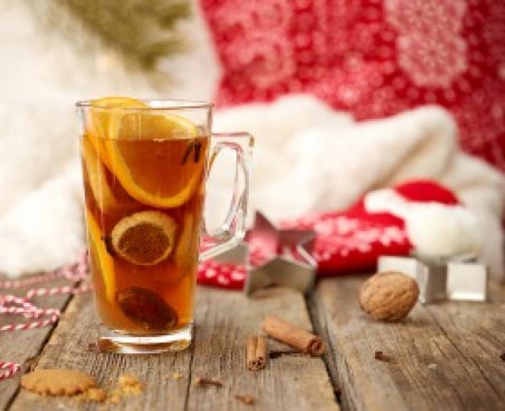 Tea karácsonyi ízekkel