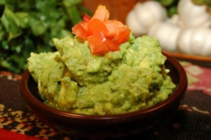 Guacamole(avokadókrém)