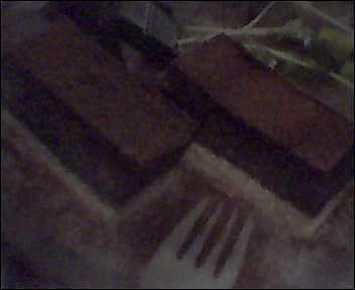 Mákos-csokis szelet