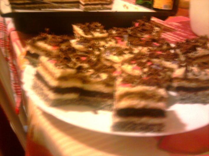 Csíkos sütemény