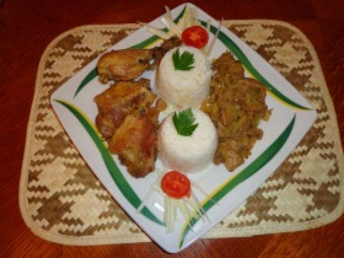 Thai citromos csirkecombok