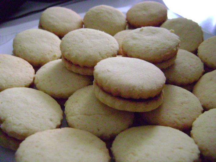 Citromos keksz (gluténmentes)