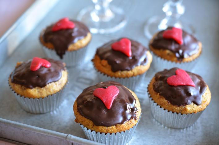 Szívmelengető muffin
