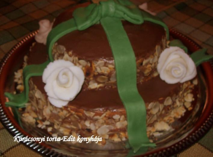 Karácsonyi tortánk