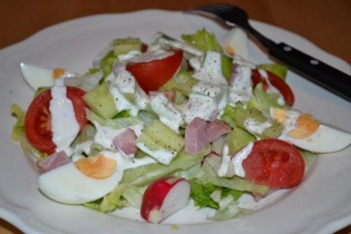 Húsvéti saláta