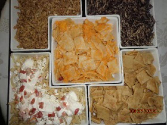 Házi gyúrt tészta variációk