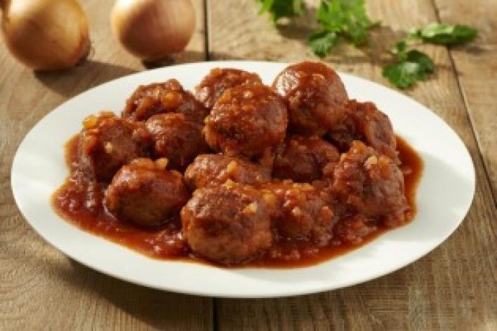 Spanyol húsgolyók