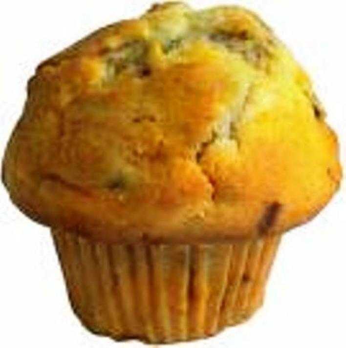 Ananászos-kókuszos muffin