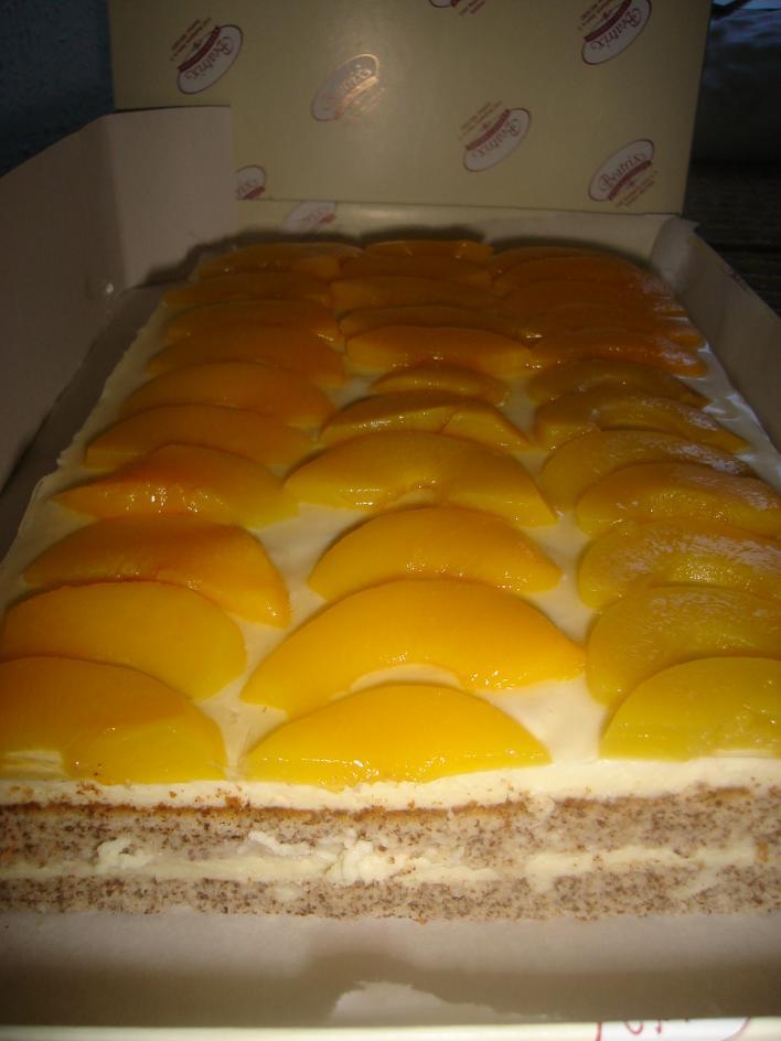 Tejszínkrémes süti