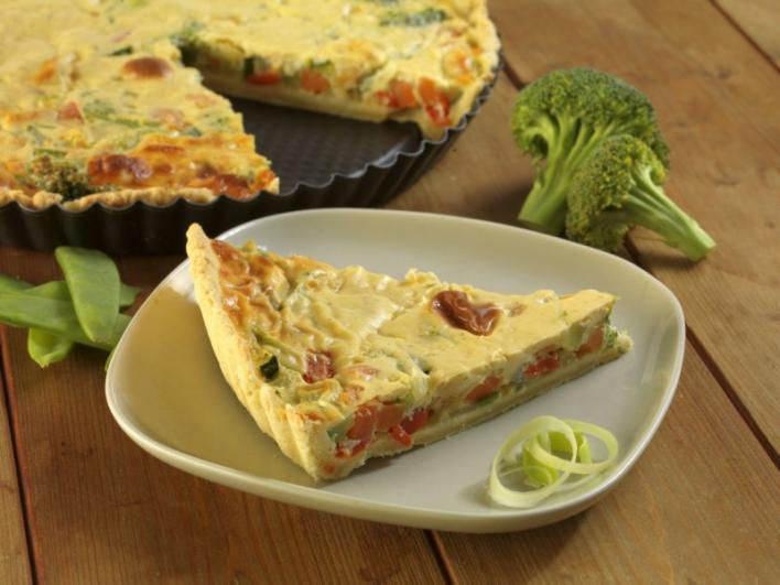 Zöldséges pite (pie)