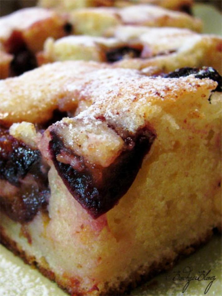 Kefíres süti