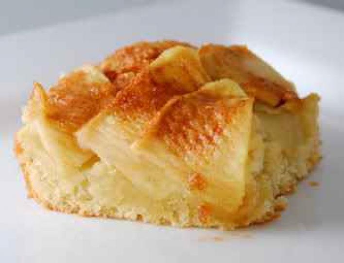 Almás fűszeres pite (apfelkuchen)