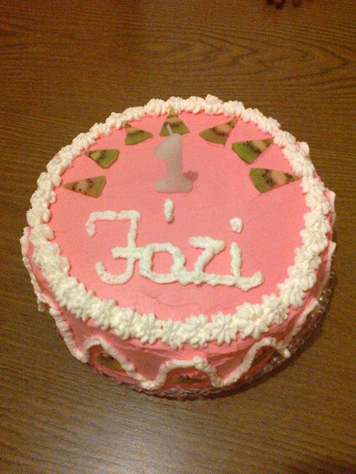 Jázmin torta