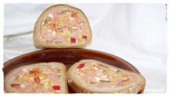 Mozaik kenyér