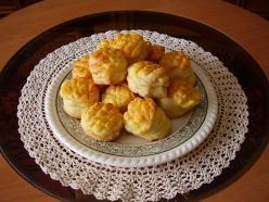 Túrós-sajtos pogácsa