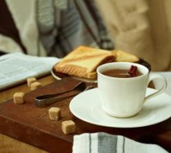 Almás-fahéjas tea