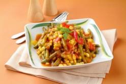 Zöldséges chili