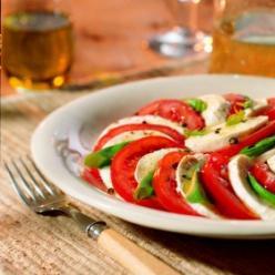 Caprese saláta